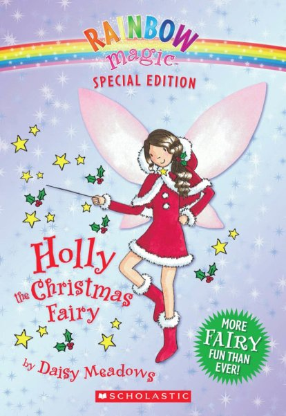 fiction book called Holly the Christmas Fairy